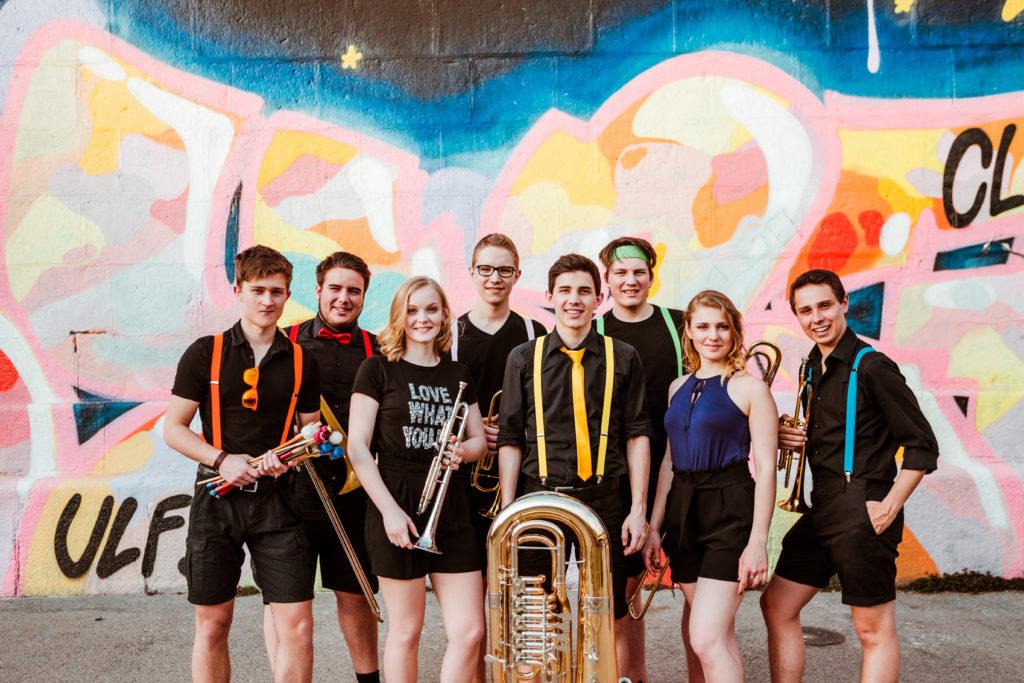 Gruppenbild von SoundExit