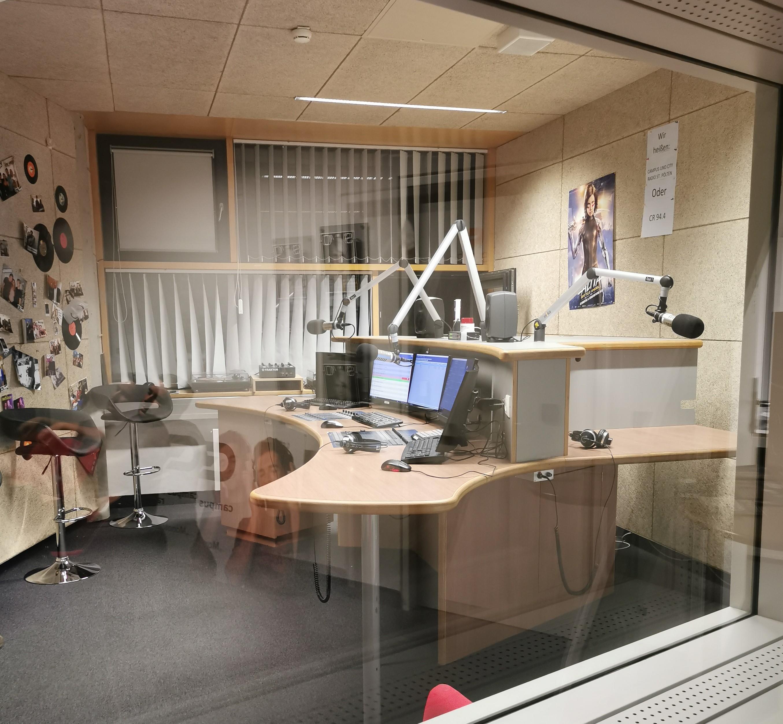 Überblick Radio-Studio
